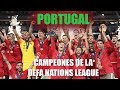 PORTUGAL CAMPEON de la UEFA Nations League
