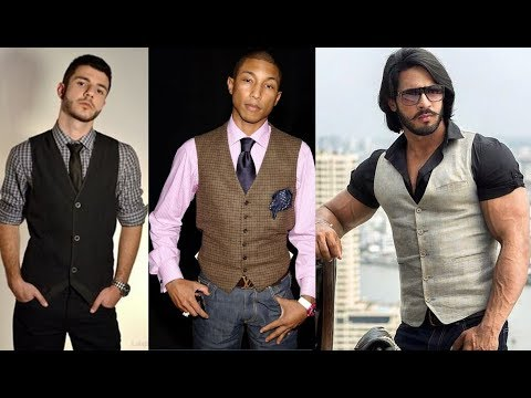 Download Awesome Men's Outfits With Waistcoats