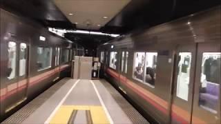 京王井の頭線 渋谷駅発着映像