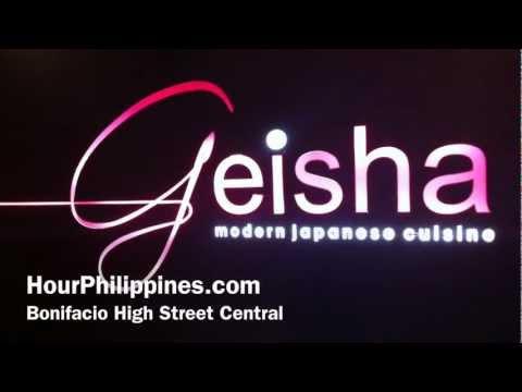 Geisha Modern Japanese Cuisine Tasting Menu By HourPhilippines.com