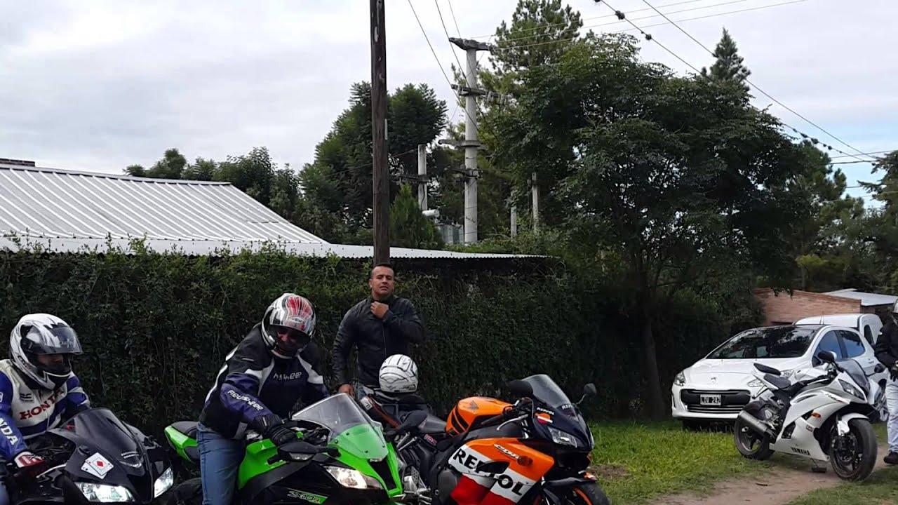 festejo de mi cumple motos pisteras youtube