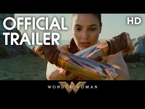 WONDER WOMAN | Official Final Trailer | 2017 [HD]
