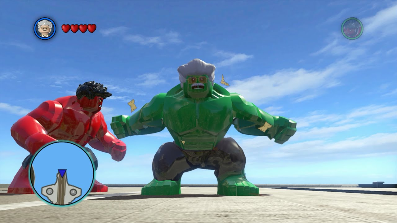 Lego Marvel Super Heroes All Big Fig Characters Youtube