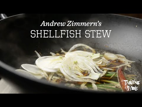 Andrew Zimmern's Shellfish Stew | Cooking | Tasting Table