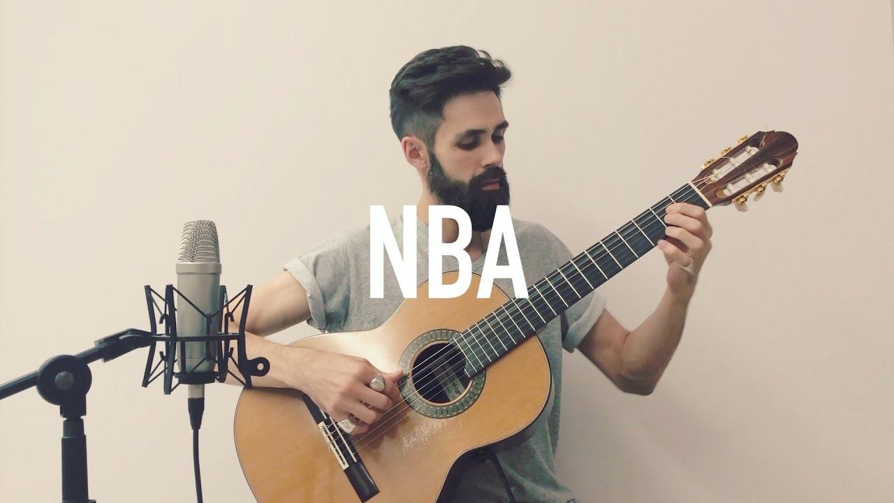 RSAC x ELLA — NBA (Не мешай) (theToughBeard Кавер на гитаре)