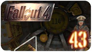 Fallout4 #43 Der Eingang zu Vault 114 -  Let´s play [deutsch] [ger] [HD]