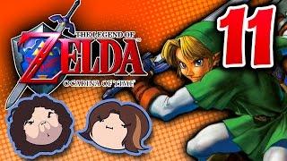 Zelda Ocarina of Time: Fabulous Fire - PART 11 - Game Grumps