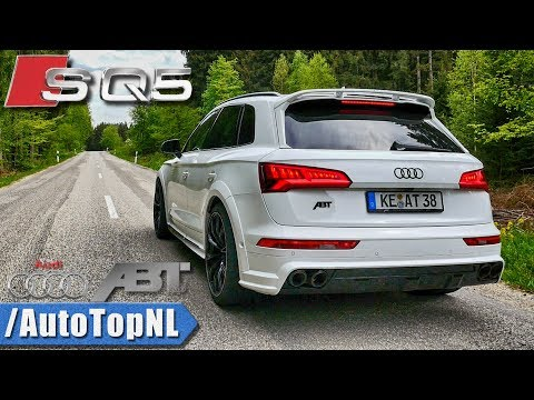 Audi SQ5 ABT | PURE SOUND | EXHAUST REVS & ONBOARD by AutoTopNL