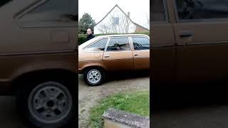 renault 30 ts v6 boite auto tres rare sortie de garage