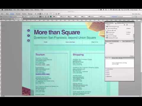 Link to a PDF or Zip from Adobe Muse