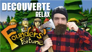 DÉCOUVERTE RELAX - Founder's Fortune