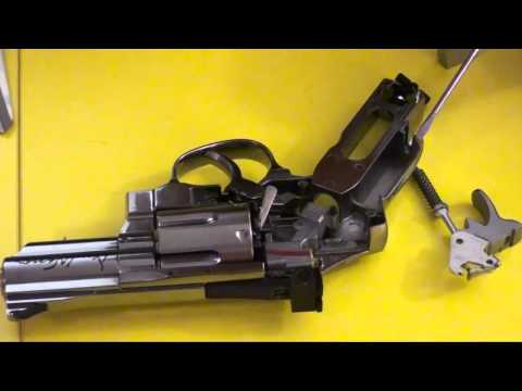 Dan Wesson Co2 Revolver POWER MOD and TUNE UP