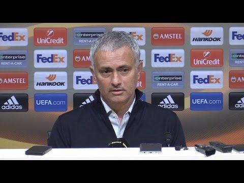 Jose Mourinho Full Pre-Match Press Conference - Manchester United v Stoke City