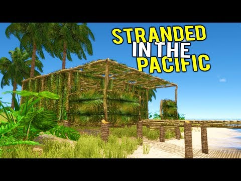 STRANDED IN THE PACIFIC ISLANDS! COULD YOU SURVIVE? - Escape the Pacific Alpha Gameplay