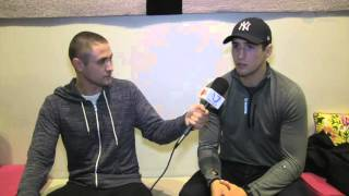Rory MacDonald angles for Hector Lombard, talks Tristar