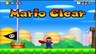 New Super Mario Bros # Mario Gigante