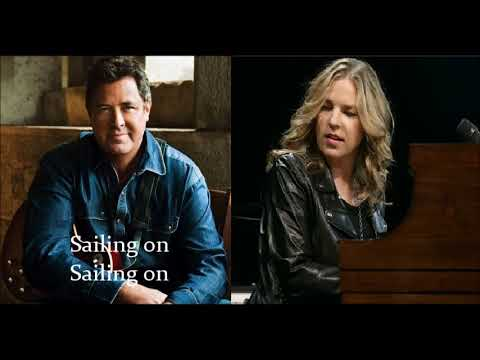 Diana Krall Everybody's Talkin' (feat. Vince Gill) Lyrics