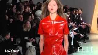 Lacoste FW 2016 collection ラコステ 検索動画 25