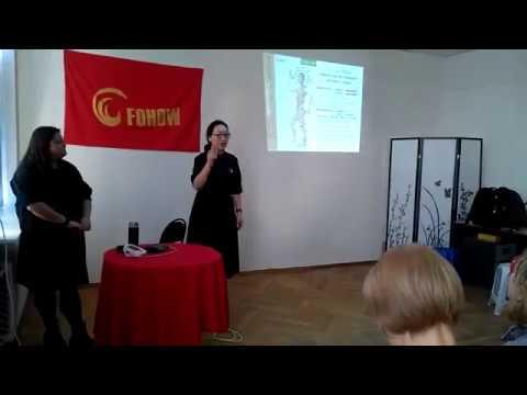 Биоэнергомассаж Fohow (9/9 часть). Обучение основам Традиционной Китайской Медицины (ТКМ)