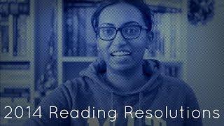 2014 Reading Resolutions