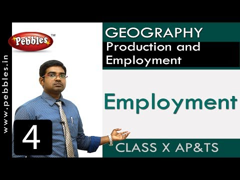 Employment | Production and Employment | Social Science |Class 10