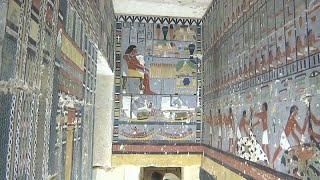 مصر: اكتشاف مقبرة فرعونية عمرها 4400 سنة في سقارة (فيديو)