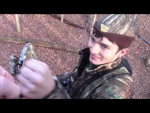 Logan Boggs Smokes A West Virginia 8 Point At 17 Yards!! S3E2