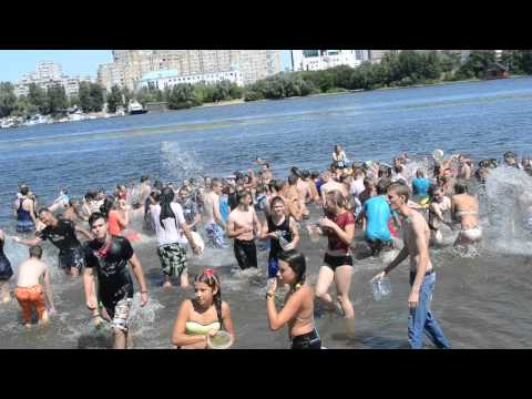 Water Battle in Kyiv 18.07.2015 - 3