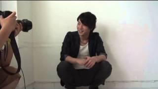 Yazaki Hiroshi and Murai Ryouta for Satomi Hakkenden from Cast Size...