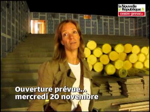 video ch tellerault le cin ma multiplexe ouvre le 20 nove youtube. Black Bedroom Furniture Sets. Home Design Ideas