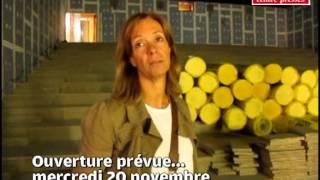 VIDEO. Châtellerault : le cinéma multiplexe ouvre le 20 nove