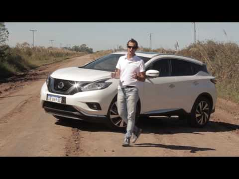 Nissan Murano Test Jose Luis Denari