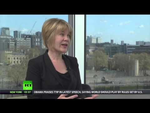 Keiser Report: 'I'm from Goldman Sachs, and I'm here to help' (E909)