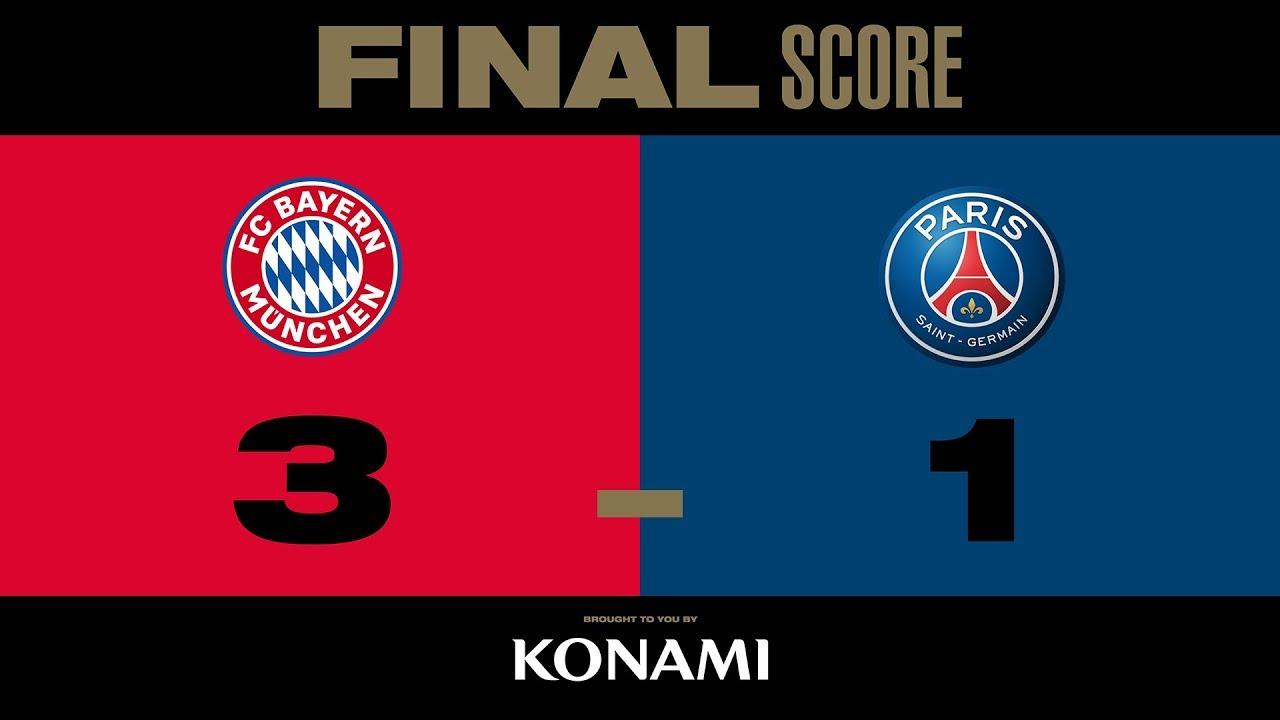 Download HIGHLIGHTS: FC Bayern 3 - 1 Paris Saint-Germain, International Champions Cup 2018