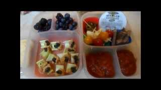 Adult Bento Style Lunches!