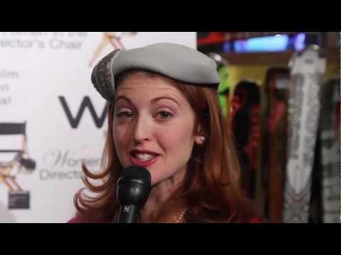 herFLiX Moment  Sundance 2013 Film Festival with Jessica Sherr