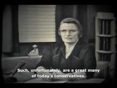 Ayn Rand - Conservative Sellout of Capitalism