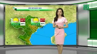 VTC14 | Thời tiết tổng hợp 19/06/2018 | Ngày đầu nắng nóng diện rộng ở miền Bắc