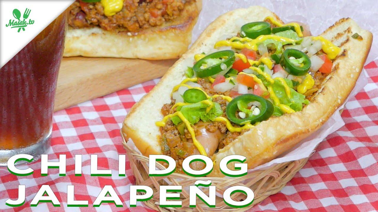 Chili Dog Jalapeño