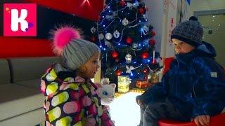 ВЛОГ Едем в Киев небольшая рубрика вопрос - ответ от Кати кормит собачек VLOG feed dogs