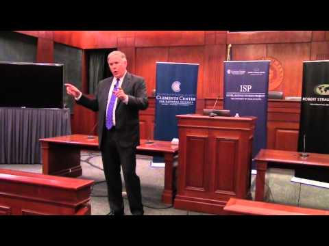 Present and Future Challenges for the National Security Agency with NSA Deputy Director Rick Ledgett