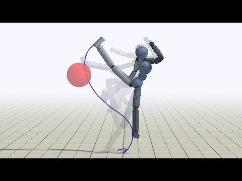 Virtual robots that teach themselves kung fu could revolutionize video games