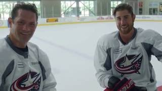 Inside A Workout: Brandon Dubinsky