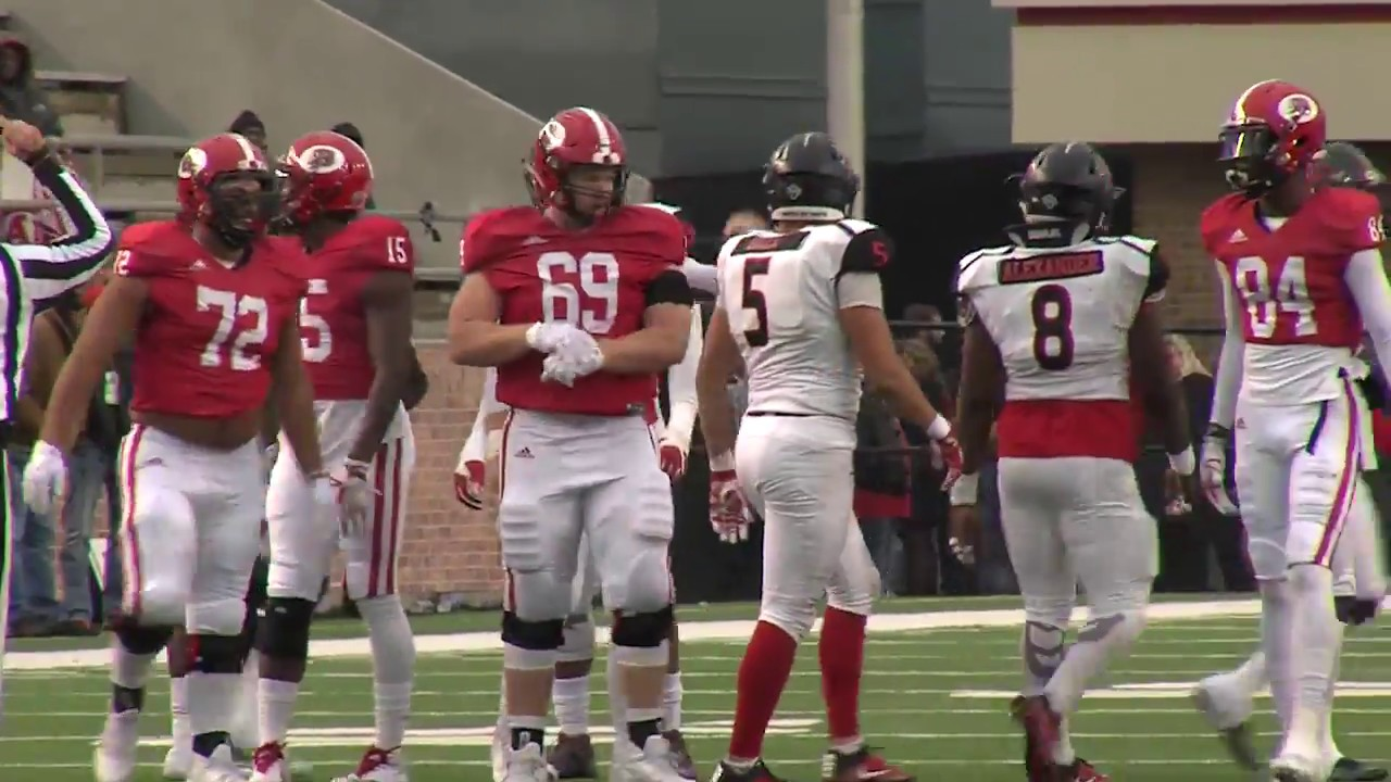 new product b1e72 7f2b9 Jacksonville State Football 2017 - vs. Southeast Missouri Highlights