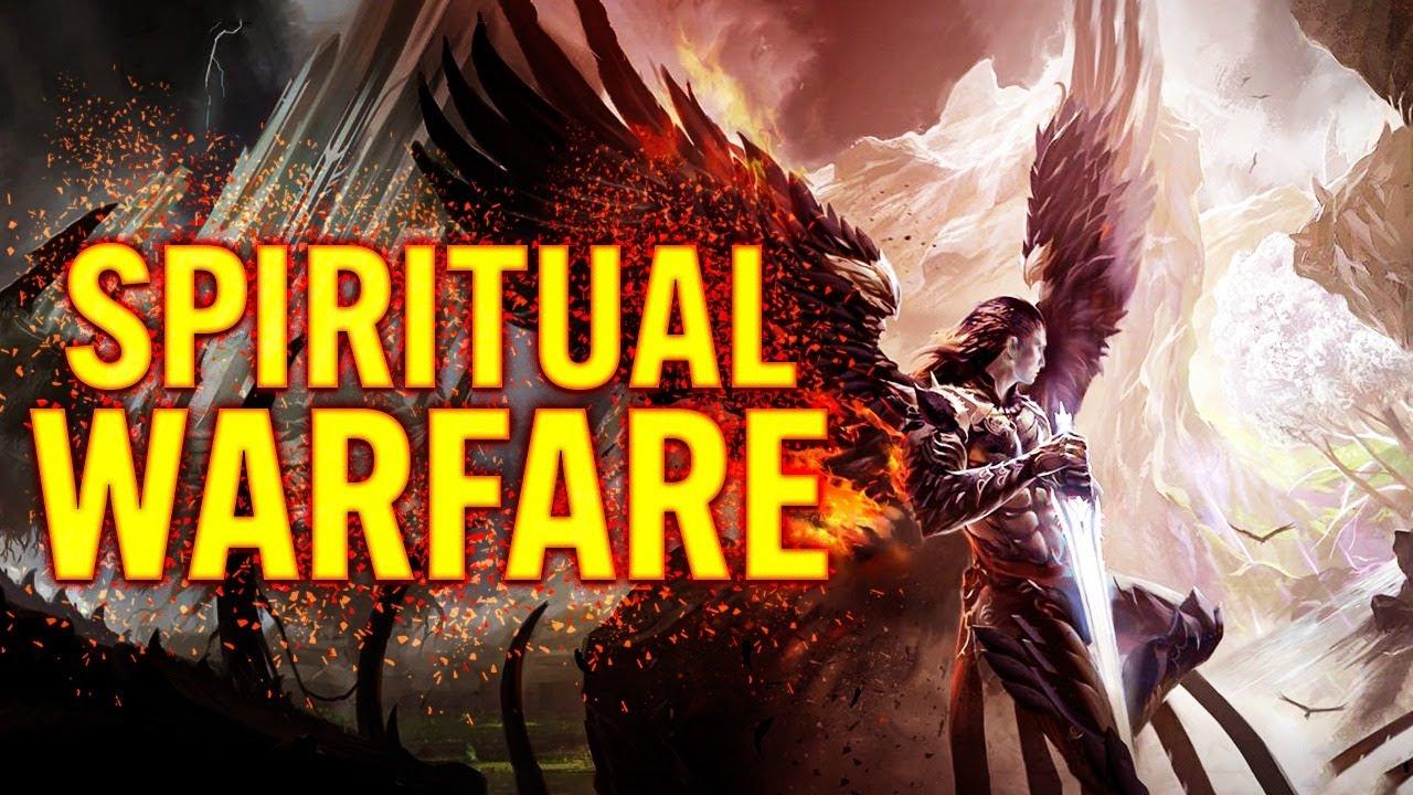 Spiritual Warfare On Earth - The Time Has Come