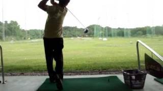 林典昭高爾夫教練1號木練習golf