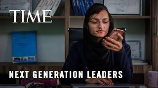 Zarifa Ghafari   Next Generation Leaders