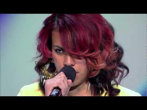 Dinah Jane Hansen - If I were a boy (The X factor usa)