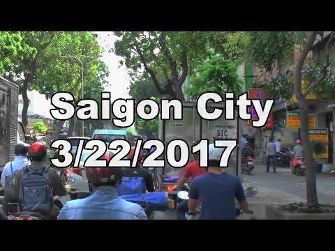Saigon City 3/22/2017