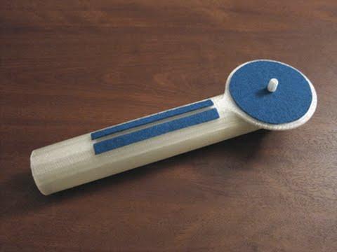The Revinylizer Vacuum Record Cleaner Demo Vinyl
